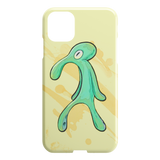 Spongebob Bold and Brash iPhone 11 Pro Phone Case - Squidward Painting Meme - Meme Cuisine