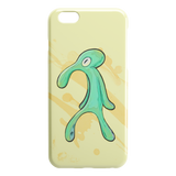 Spongebob Bold and Brash iPhone 6 Plus / 6S Plus Case - Squidward Painting Meme - Funny iPhone Cases - Meme Cuisine