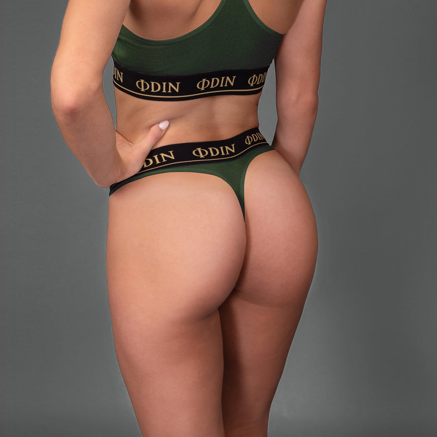 Dark Woods - Sports Underwear Bottom