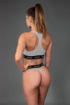 Silver - Sport Underwear Bottom