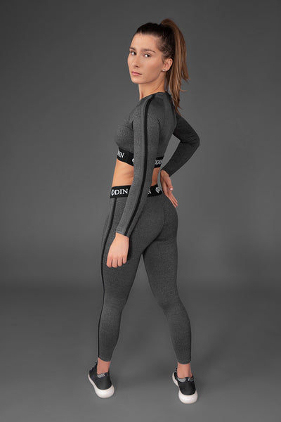 Essence - Nightmare Black Leggings
