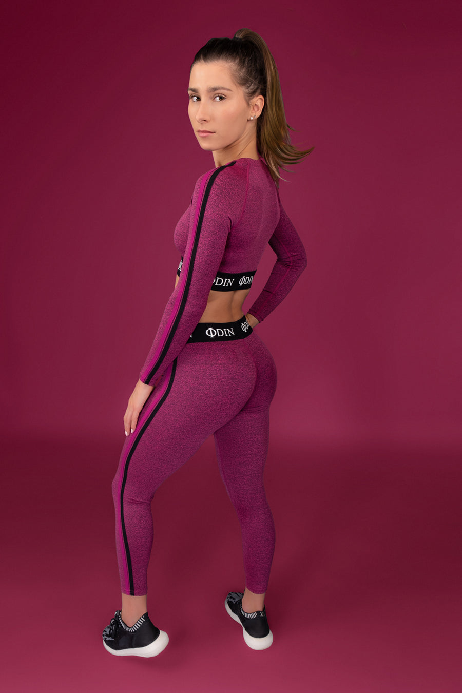 Essence - Neo Pink Leggings