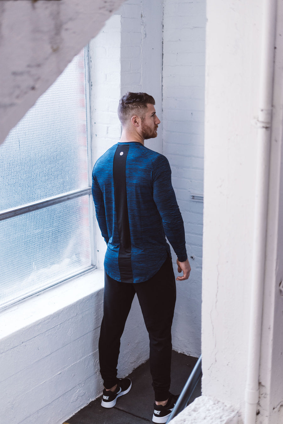 Long Sleeve - Blue Beard