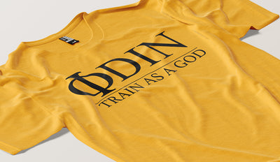 Train As A God - Gold