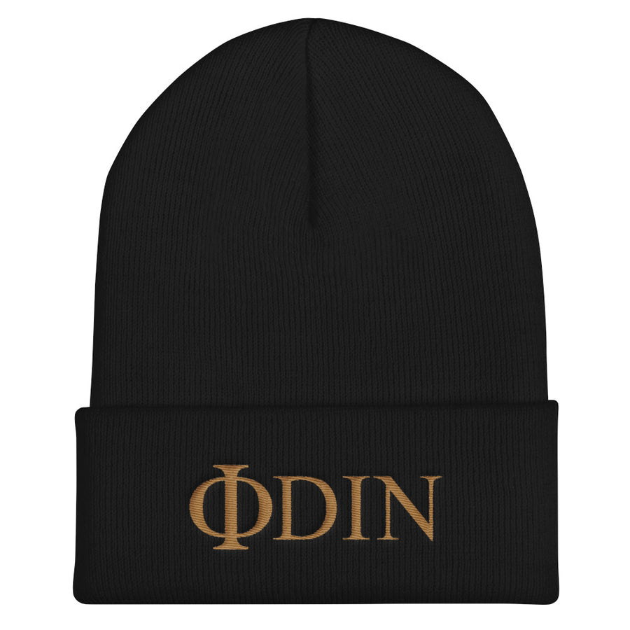 Gold Odin - Winter Hats