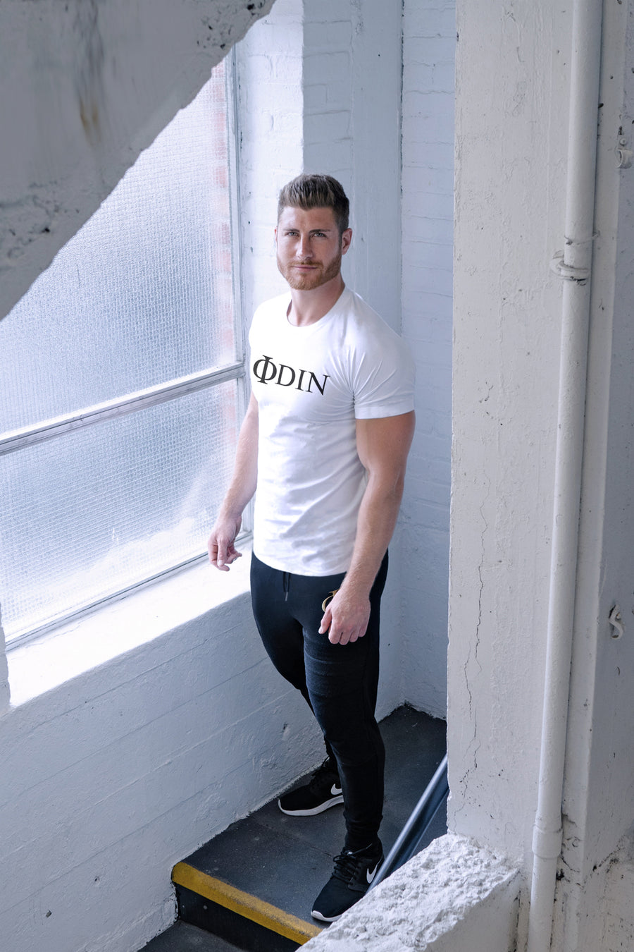 Origin - White Horn - T-Shirt - Special OFFER
