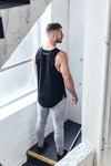 Tank Top - Nightmare Black