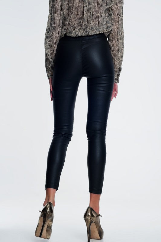 Night Out Leather Pants