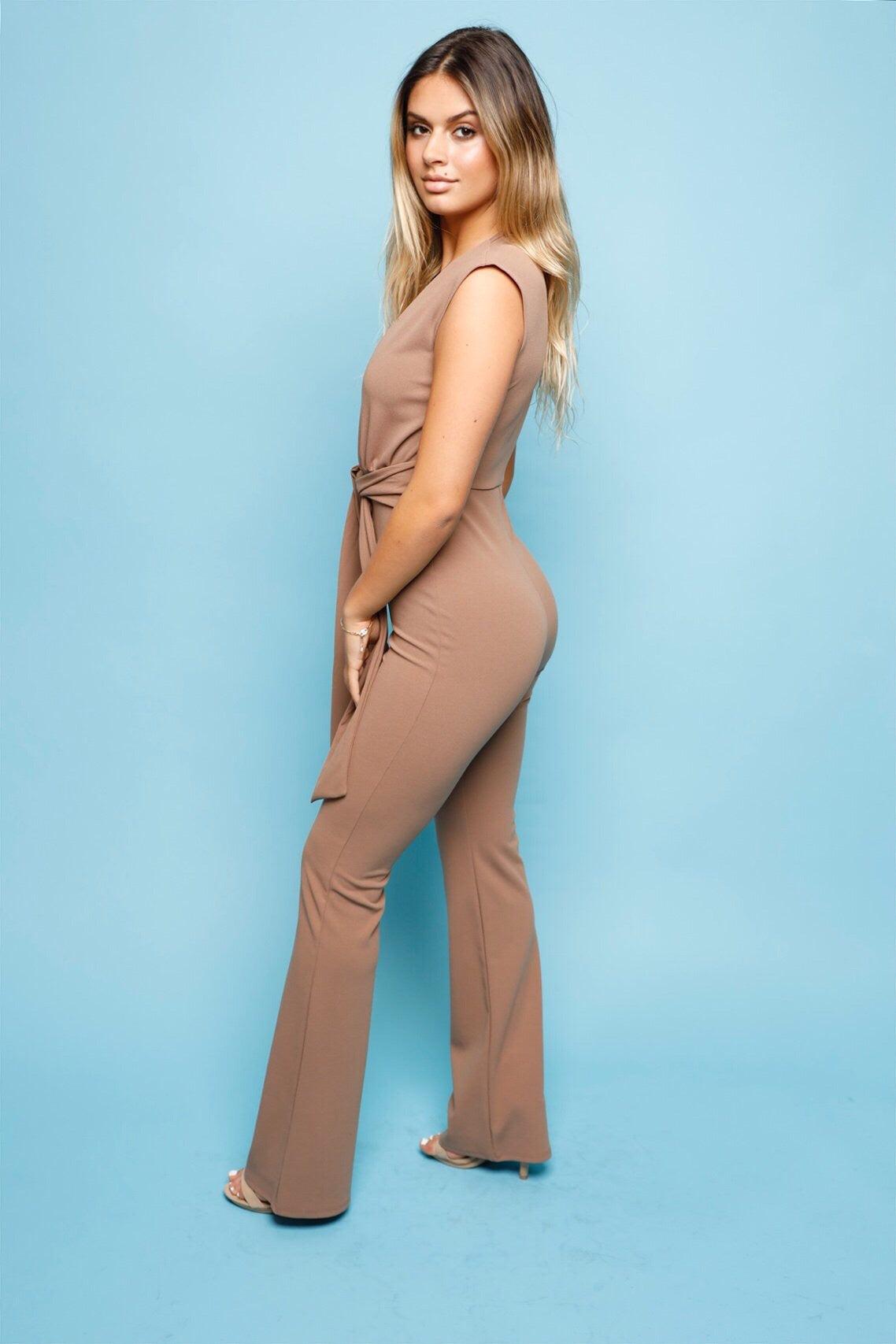 True Nude Jumpsuit