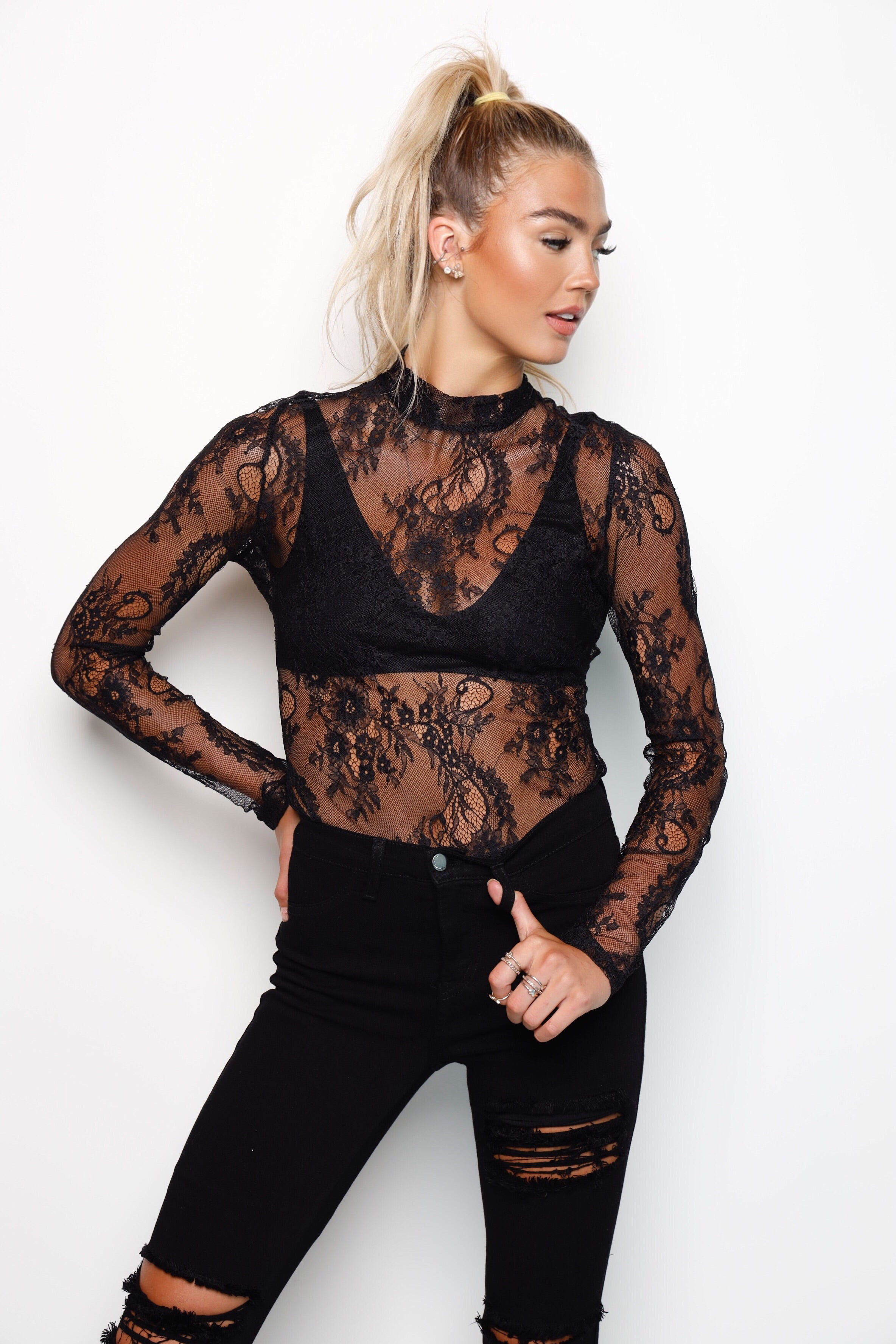 Keep It Fancy Bodysuit