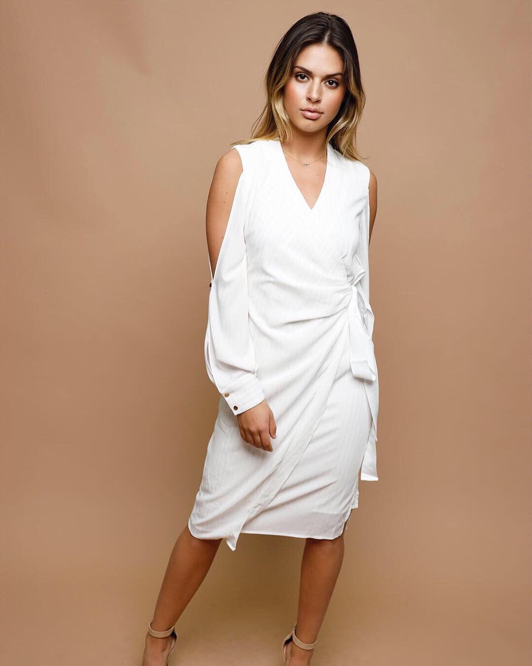 Love Games Midi Dress