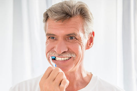 independent living aids for seniors - Toothbrush handle