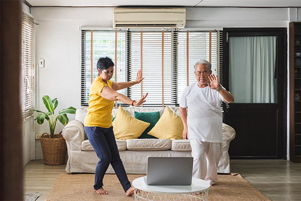 Tai Chi - Improve Mobility in Older Adults