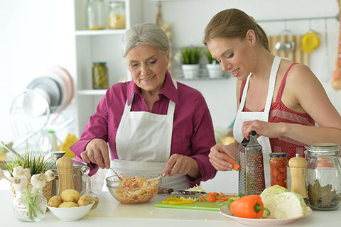 cooking and baking for seniors