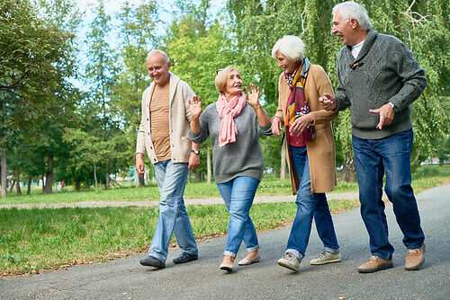 why is mobility important for the elderly