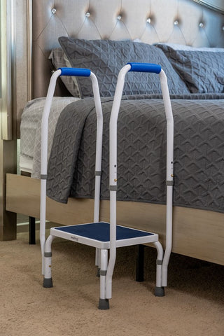 step stool with handles for the seniors – step2bed mini