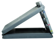 FabStretch 4-Level Incline Board - Heavy Duty Plastic - 5, 15, 25, 35 Degree Elevation - 14