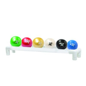 PVC WaTE Ball Rack - Accessory - 1-tier 6-Ball Rack