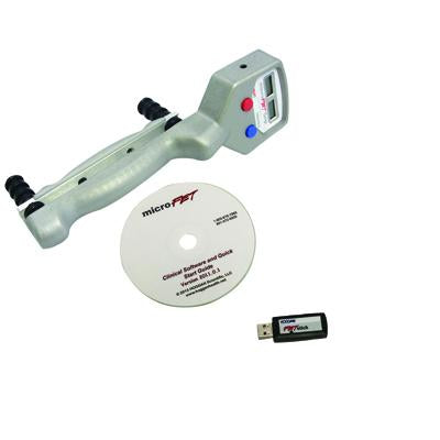 MicroFET HandGRIP - Wireless with Clinical Software Package