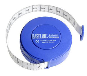 Baseline Measurement Tape, 120 inch