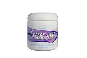 Free-Up professional massage cream