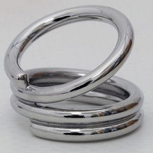 Load image into Gallery viewer, AFH swan neck ring splint, stainless steel