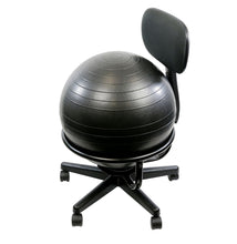 Load image into Gallery viewer, CanDo Ball Chair - Metal - Mobile