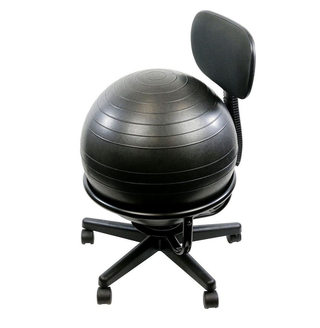 CanDo Ball Chair - Metal - Mobile