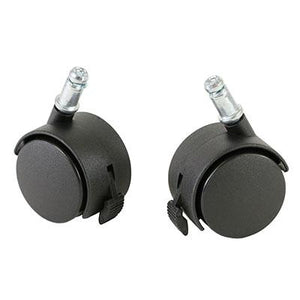 CanDo Ball Chair - Accessory - Locking Casters, pair