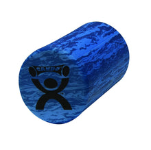 Load image into Gallery viewer, CanDo Foam Roller - Blue EVA Foam - Extra Firm