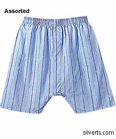 Men's Conventional Boxer Shorts