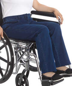 Women's Designer Wheelchair Jeans