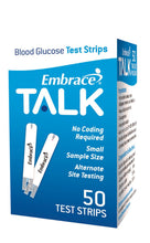 Load image into Gallery viewer, Omnis Health Embrace(R) Blood Glucose Test Strips