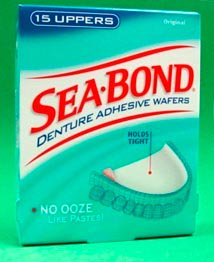 Sea???Bond(R) Denture Adhesive
