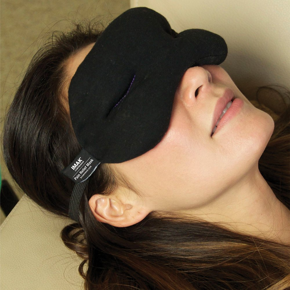 IMAK(R) Eye Pillow(TM) Pain Relief Mask