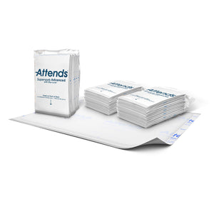 Attends(R) All-In-One Advance Premium Underpad, 30 x 36 Inch