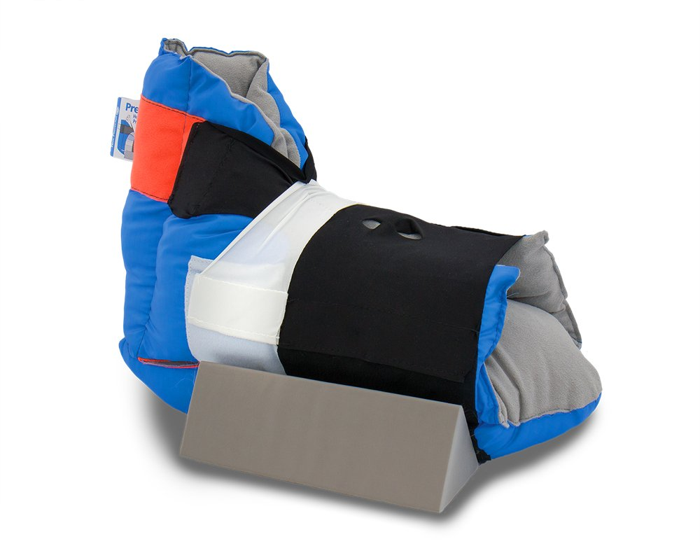 Prevalon(R) Heel Protector Boot with Wedge