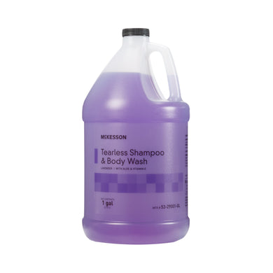 McKesson Tearless Shampoo and Body Wash 1 gal. Jug