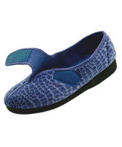 Women's Extra Wide Comfort Slippers