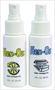 Coloplast Hex-On(R) Air Freshener