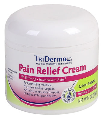 TriDerma MD(R) Pain Relief