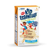 Boost(R) Kid Essentials(TM) 1.0 Oral Supplement/Tube Feed Formula, Vanilla, 8 oz. Tetra Brik