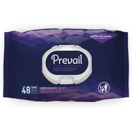 Prevail(R) Fresh Scent Personal Wipes, Soft Pack