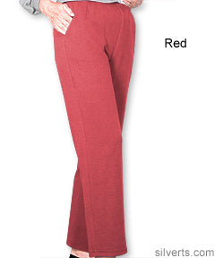 Conventional Quality Fleece Tracksuit Pants For Women
