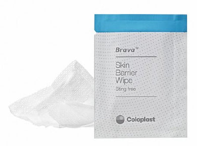 Coloplast Brava(R) Skin Barrier Wipe