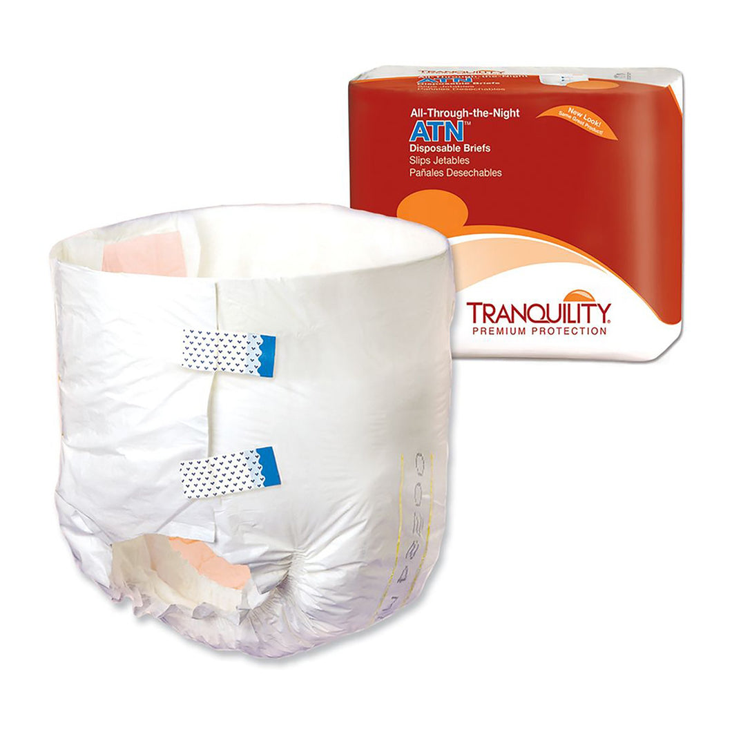 Tranquility(R) ATN Incontinence Brief, Large