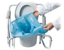 Load image into Gallery viewer, Sani-Bag+(R) Commode Liner, For Use With End Bucket