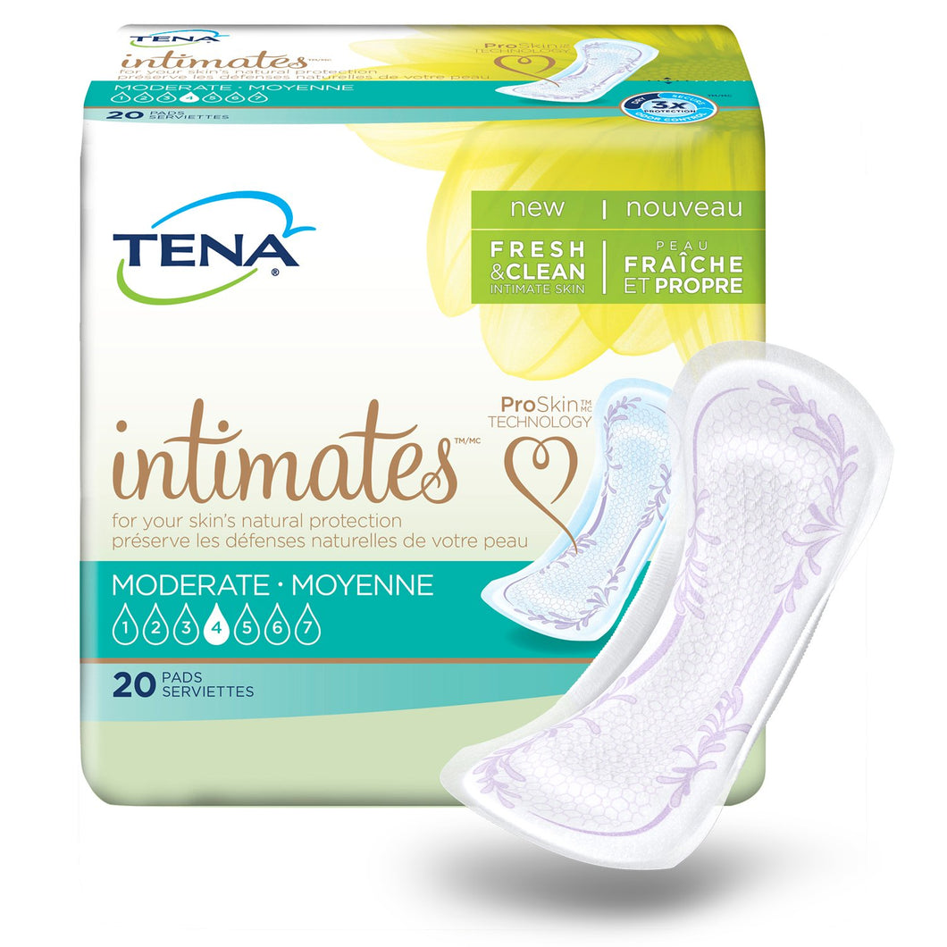 Tena(R) Intimates(TM) Moderate Bladder Control Pad, 11-Inch Length