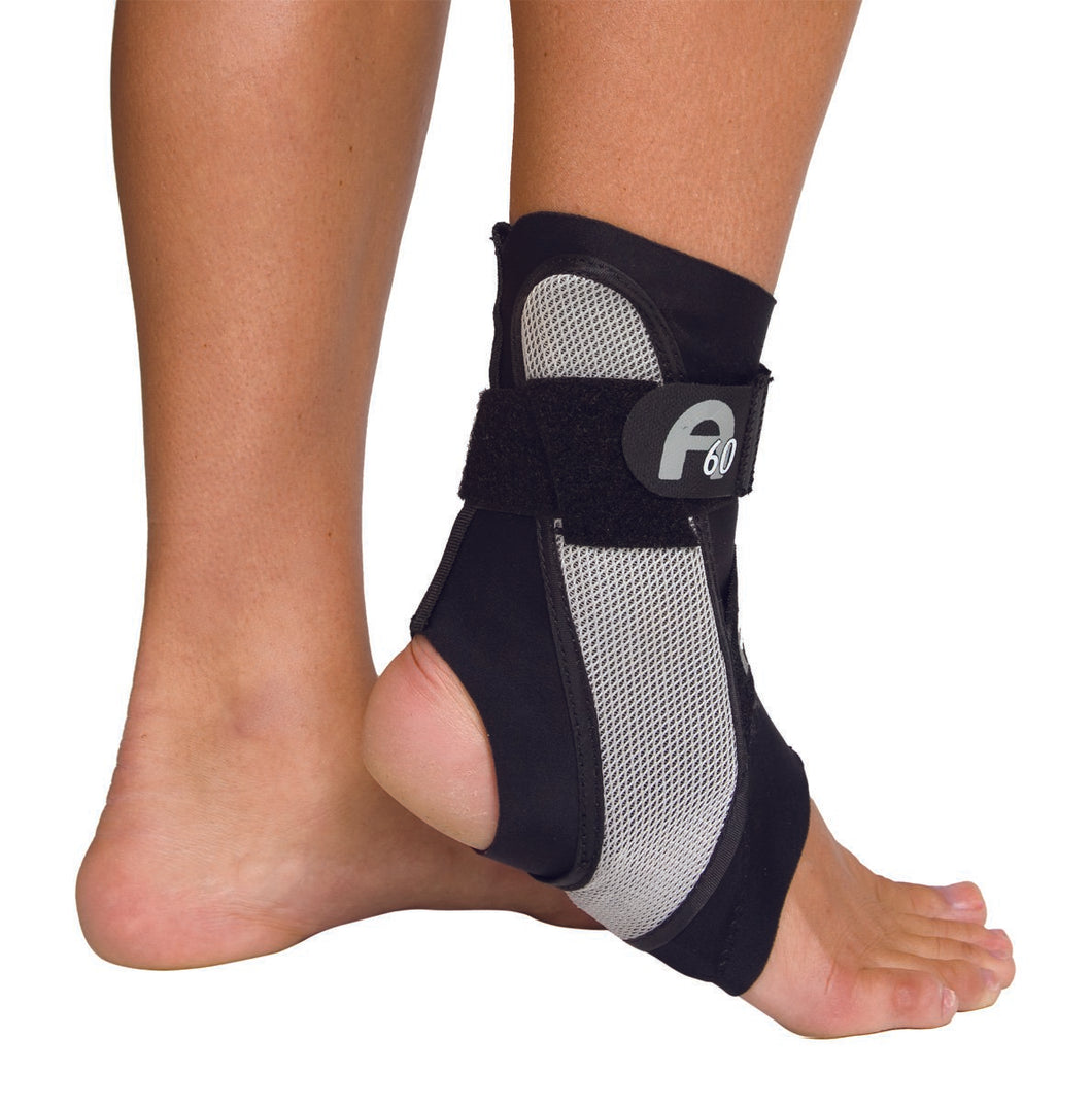 Aircast(R) A60(TM) Right Ankle Support, Small