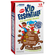 Boost(R) Kid Essentials(TM) 1.5 Pediatric Chocolate Oral Supplement/Tube Feed Formula, 8 oz. Carton